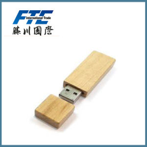 High Qualitiy Eco Wooden USB Flash Drive Stick pictures & photos