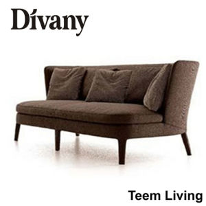 Divany Top Sectional Sofas in Living Room D37 pictures & photos