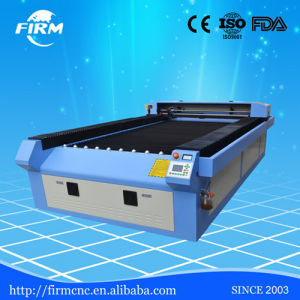 China Firm Fmj1325 CNC Laser Engraving Machine with Blade Table pictures & photos