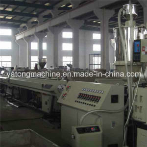 20-110mm PPR Plastic Extrusion Machinery pictures & photos