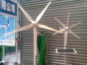 300W Small Wind Turbine System for Home Use pictures & photos
