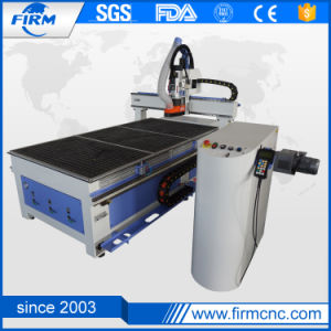 China Automatic 3D Furniture Sculpture Wood Carving CNC Router Machine pictures & photos