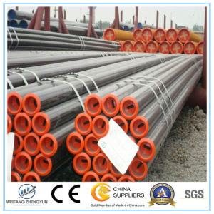 Hot DIP Galvanized Stainless Seamless Steel Pipe pictures & photos