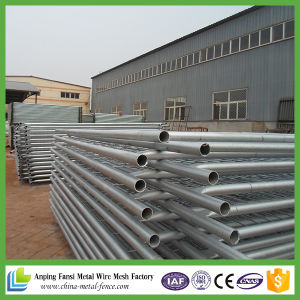 2017 New Product High Quality Galvanized Portable Temporary Construction Fence From China Manufacture pictures & photos