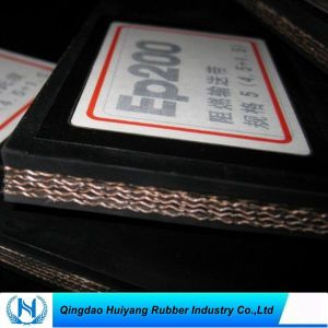 Nn150 Nylon Carcass Rubber Conveyor Belt pictures & photos
