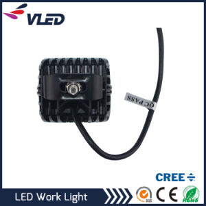 4X4 Auxiliary Driving Lights 18W CREE LED Machine Work Lamps pictures & photos