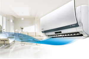 High Quality 2 Horsepower Wall Split Air Conditioner Kf (R) -50gw pictures & photos