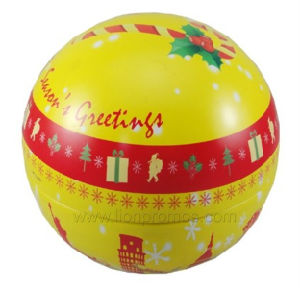 Christmas Ball Promotional Gift Tin Plate Box pictures & photos