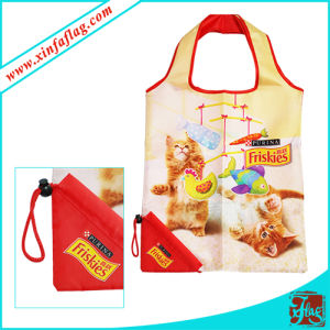 Polyester Promotion Shopping Bags, Custom Polyester Bags pictures & photos