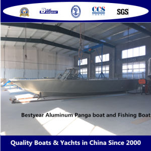 Bestyear Aluminum Panga Boat and Fishing Boat pictures & photos