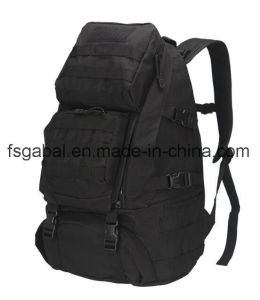 50L Camouflage Army Assault Tactical Gear Outdoor Military Rucksack Backpack pictures & photos