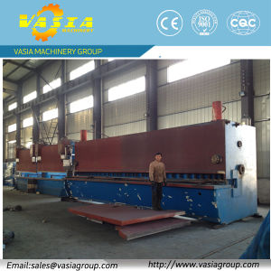 Large Size Guillotine Metal Shearing Machine Professional Manufacturer with Best Price pictures & photos