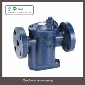 Dn15~80 High Quality Cast Iron Flange Steam Trap Valve