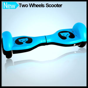 4.5 Inch Cute Electric Self Balance Scooter for Kids pictures & photos