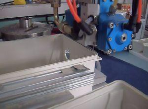 Foame-in-Place PU Foam Sealing Machine pictures & photos