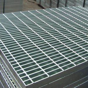 Plain Steel Grating / Grid for Construction pictures & photos