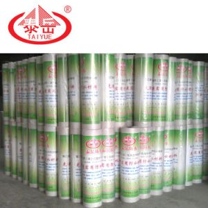 0.7mmhigh Quality Polyethylene Polyester Waterproof Membrane/From China pictures & photos