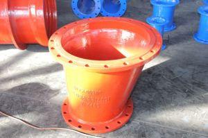 Double Flanged Taper Ductile Iron  ISO2531/ En545/ En598/ En1092-2/ GOST pictures & photos