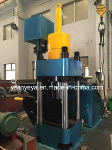 Automatic Aluminum Chips Briquetting Machine (SBJ-500) pictures & photos