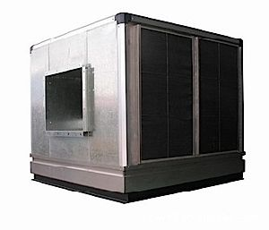 Stainless Steel Air Cooler/ Stainless Steel Evaporative Air Unit/ Air Cooler pictures & photos