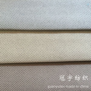 Decorative Nylon Composed Corduroy Fabric for Sofa pictures & photos