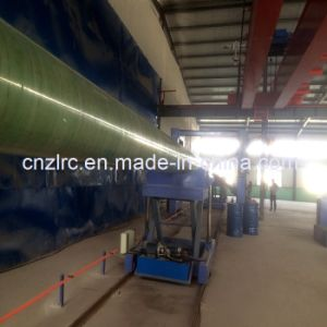 FRP/GRP Fiberglass Composite Pipe Filament Winding Making Machine pictures & photos