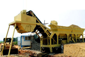 120t/H Small Stabilized Soil Mixing Plant pictures & photos
