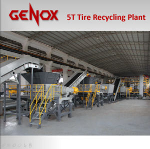 5t/Hr Tire Recycling Machine/ System pictures & photos