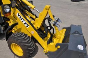 Mini Loader with Perkins Engine and Sauer Hydraulic System pictures & photos