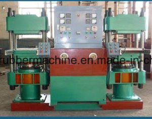 High Quality Double Rubber Vulcanizer Xlb-D400X400 pictures & photos