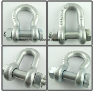 Us Forged G2150 Bolt Chain Shackle pictures & photos