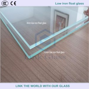 3.2mm/4mm Tempered Ultra Clear Float Glass Used for Greenhouse pictures & photos