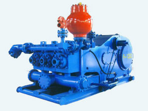 API Three Cylinder F1300 Mud Pump for Oilfield pictures & photos