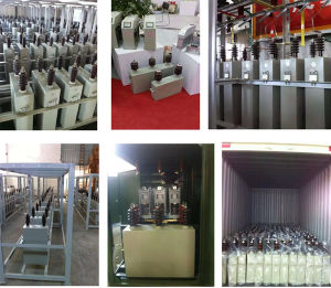 Philips Capacitor for Metallized Polyester Film Capacitor Single Phase 300kvar 6.3kv pictures & photos