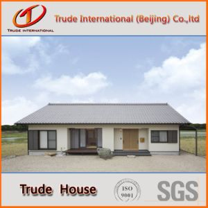 Light Steel Frame Mobile/Modular/Prefab/Prefabricated Comfortable Living House pictures & photos
