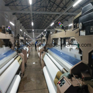 230cm Single Nozzle Water Jet Loom with Cam Shedding pictures & photos