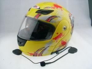 Bluetooth Flip up Helmet (FEK-909)