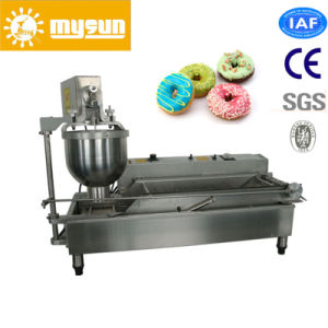 Mysun Automatic Commercial 3 Sets Mold Donut Machine pictures & photos