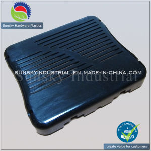 Enclosure Base Cover Plastic Molding Part (PL18011) pictures & photos