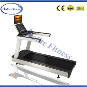 Aolite Deluxe Commercial Motorized Treadmill for Sale pictures & photos