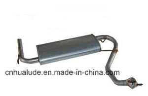 Aluminum Car Muffler for Laster Kl pictures & photos