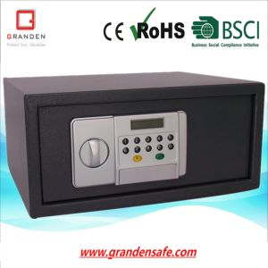 Hotel Safe with Outside Battery Holder (G-43ELB) , Solid Steel pictures & photos
