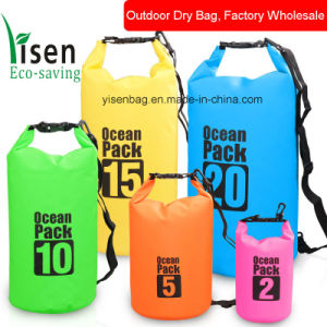 Factory Wholesale Outdoor Large Capacity Waterproof Dry Bag pictures & photos