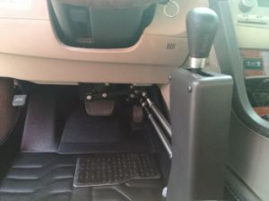 Manual Driving System for The Disabled to Drive Car pictures & photos