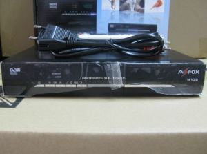 Azfox N10S DVB-S2 1080p Full HD Satellite Receiver with Nagravision 3.0 CCAM