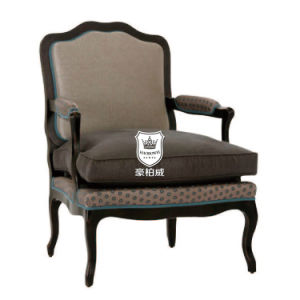 Stylish Design Wooden French Accent Chairs pictures & photos