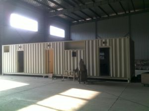 Prefab Shipping Container Home pictures & photos