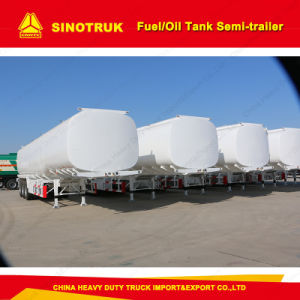 5000 Liters 3 Axle Oil/Fuel Tank Semi-Trailer for Sale pictures & photos