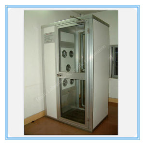 Single Person Stainless Steel Laboratory Air Shower pictures & photos