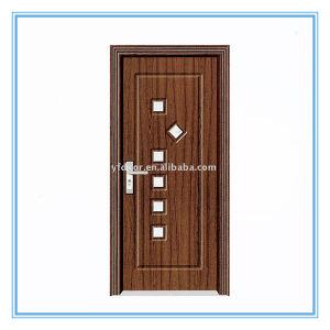 Best Seller PVC Wooden Door/Beautiful Door/ PVC Door pictures & photos